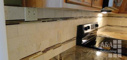 Kitchen Tile:  Davisson