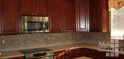 Kitchen Tile:  Lefever