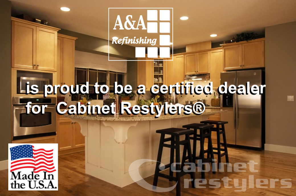 AA CERTIFIED CABINET RESTYLE